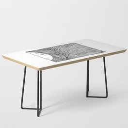 Separated Coffee Table