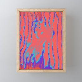 fake out Framed Mini Art Print