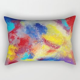 Bring Me Back by Nadia J Art Rectangular Pillow