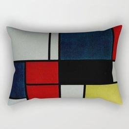 Piet Mondrian Tableau No. 2 1921-25 Rectangular Pillow