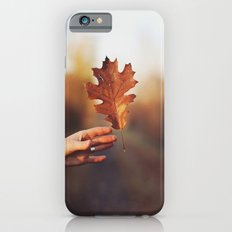 Catching a bit of Autumn Slim Case iPhone 6s