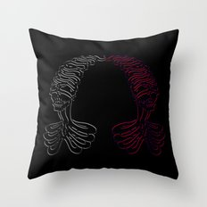If Only (Heartless) Throw Pillow
