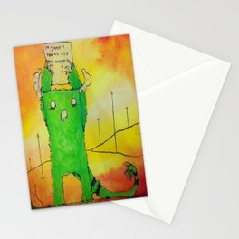 The Sorry Monster Stationery Cards