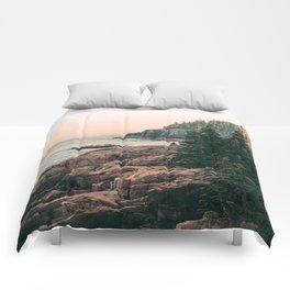 Expanding Comforters
