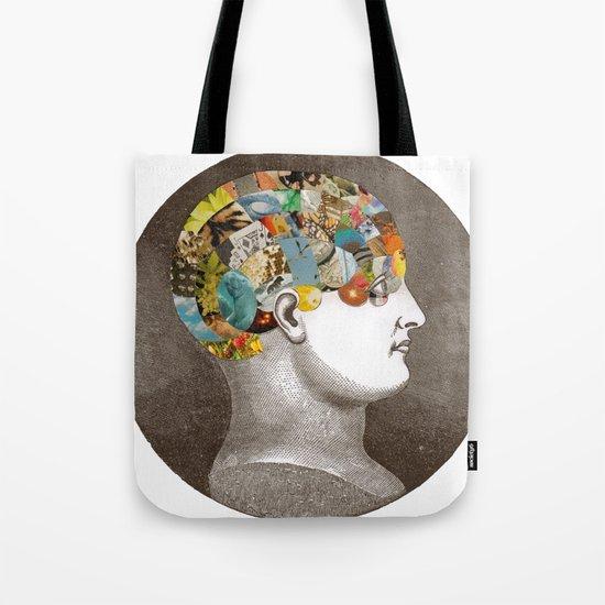 Phrenology Tote Bag