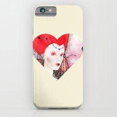 The Queen of Hearts Slim Case iPhone 6s