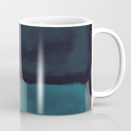 Rothko Inspired #17 Coffee Mug