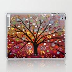 Abstract tree-10 Laptop & iPad Skin