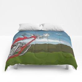 El Longo - Triumph - Denver's Chopper - Motorcycle Comforters