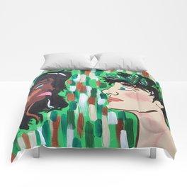 Lover's Cliché? Comforters