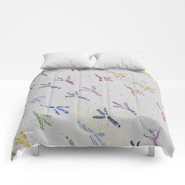 Tweet Tweet Birdie Feet Comforters