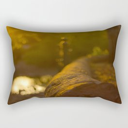 Dusk Wall Rectangular Pillow