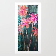 Island Breeze Art Print