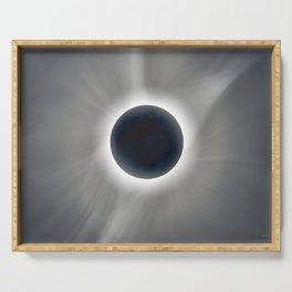 Eclipse 2017 Serving Tray
