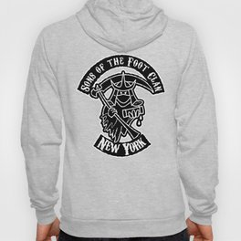 Sons of the Foot Clan Hoody