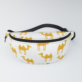 Camel with Birds Fanny Pack