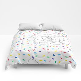 Peony Confetti Fiesta Comforters