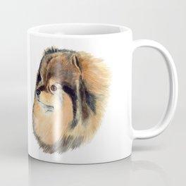 Pomeranian-1fv Coffee Mug