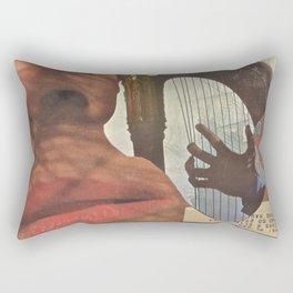 Murmur Of The Muse  Rectangular Pillow