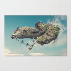 Zooo Canvas Print