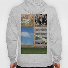 An der Schwelle zur Freiheit · a day with Magritte 1 Hoody