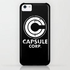 Capsule Corp Vintage white Slim Case iPhone 5c
