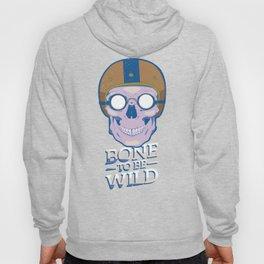 Skullture: Bone to be Wild Hoody