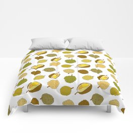 Durian Fruit Comforters