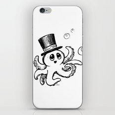 Octie from Monterey Buddies iPhone & iPod Skin