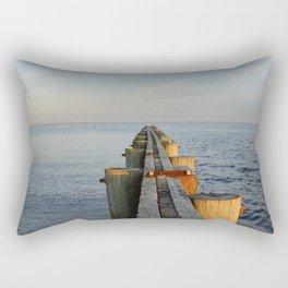 Shore Perpective Rectangular Pillow