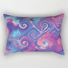 Crazy Twisters Rectangular Pillow