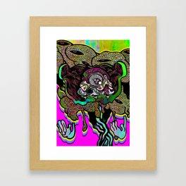 Leader of the Clouds Framed Art Print