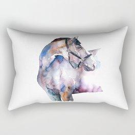 Horse #2 Rectangular Pillow