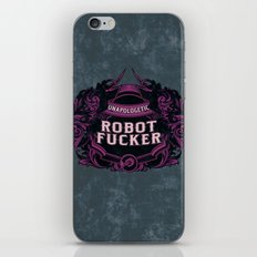 Fancy and Proud iPhone & iPod Skin