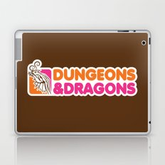 D&D All Nighter Laptop & iPad Skin
