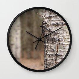 Shuttler 1 Wall Clock