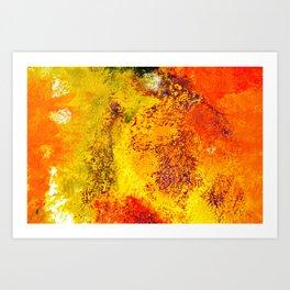 Andros Art Print