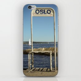 Oslo iPhone Skin