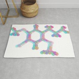 2cb molecule Rug