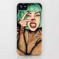 Vamp iPhone (5, 5s) Slim Case