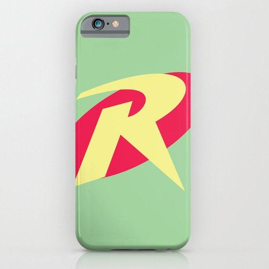 Robin Pastel iPhone & iPod Case