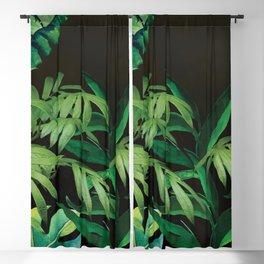 Garden Blackout Curtain