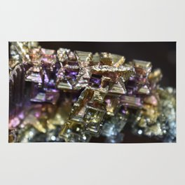 Bismuth Photograph Rug