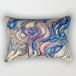 Сelestial fantasy Rectangular Pillow