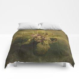 Little Winter Flower Comforters