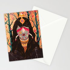 The Tree Witch Stationery Cards