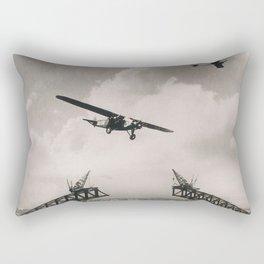 Fly high Rectangular Pillow