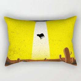 U F O l o g y // by B20200 Rectangular Pillow