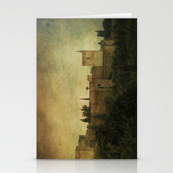 Alhambra 2 Stationery Cards