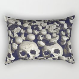 Bored to death Rectangular Pillow